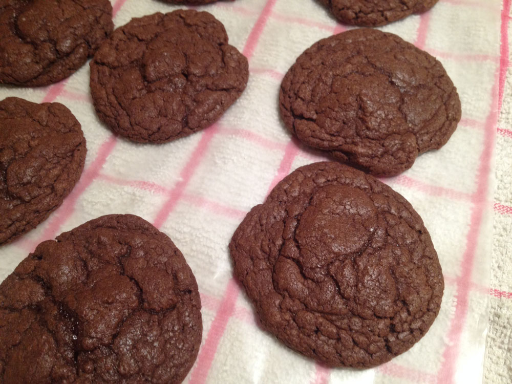 chocolate, cookies