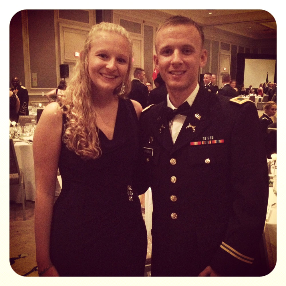 what to expect at a military ball - seeing sunshine