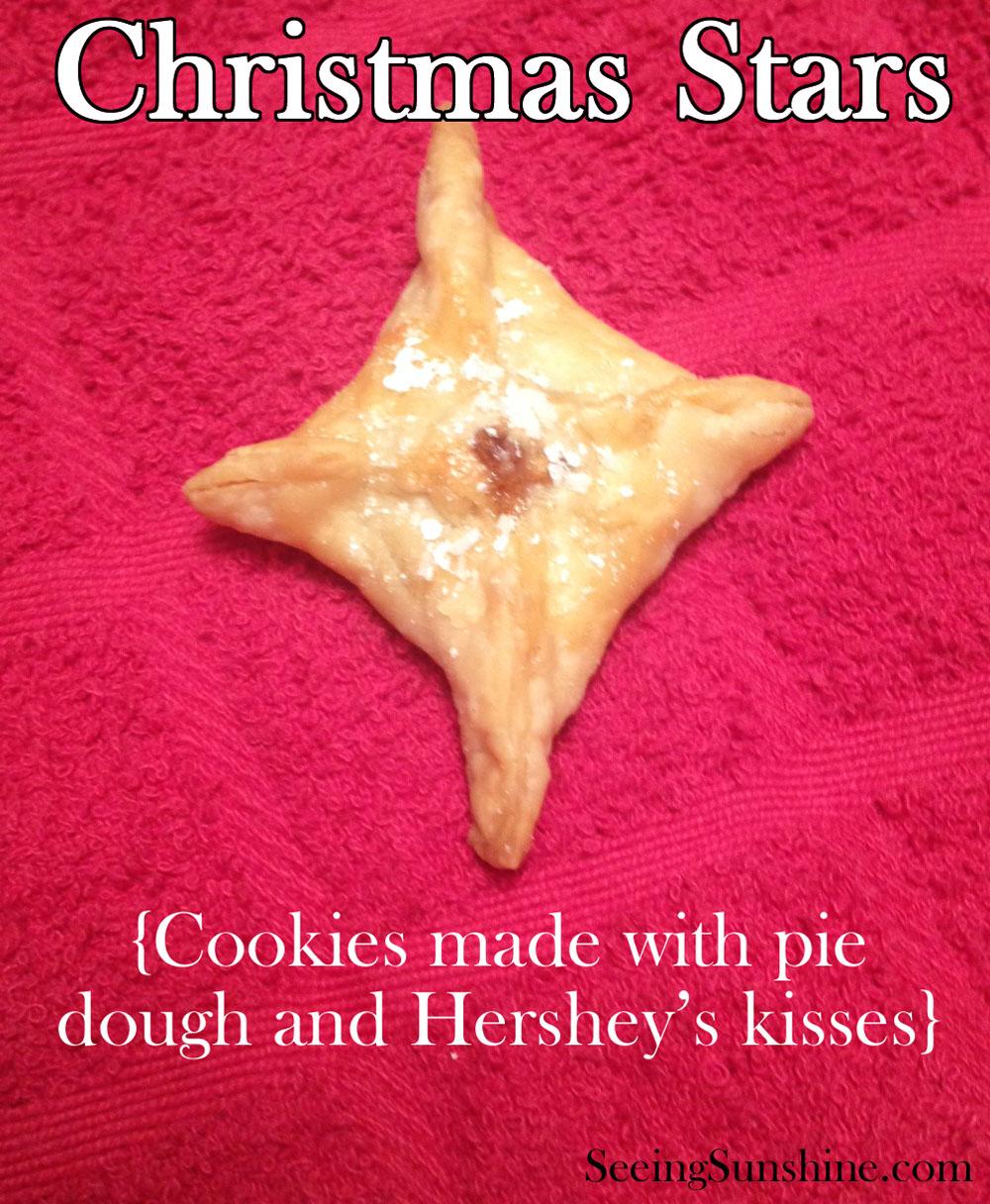 Christmas Stars Cookies